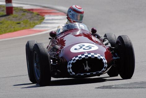 Oldtimer-GP, Maserati 250F