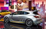 Opel Astra OPC Extreme, Genfer Autosalon, Messe 2014