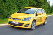 Opel Corsa Retusche