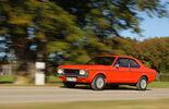 Opel Record 2000 Berlina,Seitenansicht