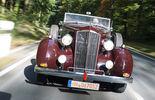 Packard 120 Convertible, Frontansicht