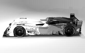 Panoz - Le Mans - Studie