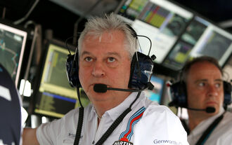 Pat Symonds - Formel 1 2014