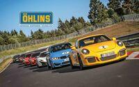 Perfektionstraining 2015, Porsche 911 GT3