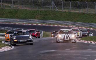 Perfektionstraining, Nürburgring, Nordschleife, April 2014