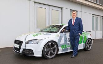 Peter Gutzmer, Entwicklungschef, Schaeffler