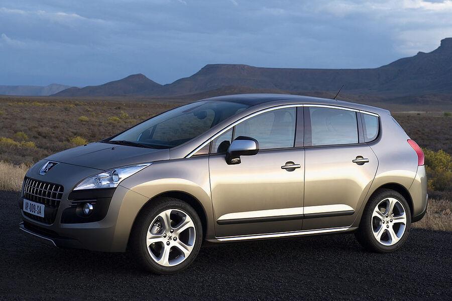 Peugeot 3008 neues crossover modell bildergalerie bild for Cafissimo neues modell