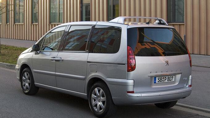 gebrauchtwagen peugeot 807 hdi fap 110 seite 7 auto motor und sport. Black Bedroom Furniture Sets. Home Design Ideas