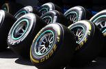 Pirelli-Reifen - Formel 1 - GP Australien - Melbourne - 14. März 2015