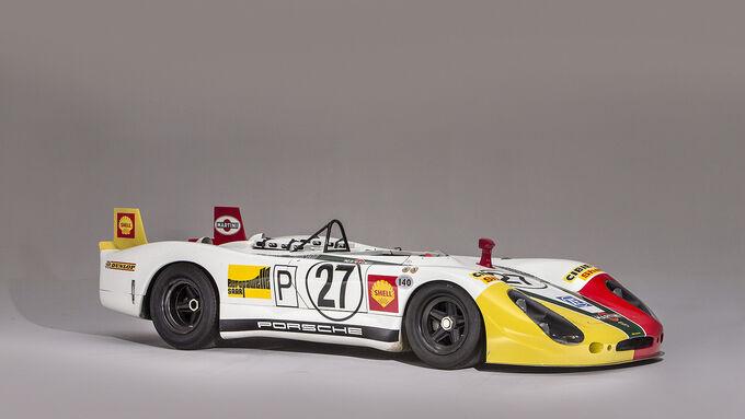 Porsche 908/02 the Flunder - Chassis no. 908.02-05