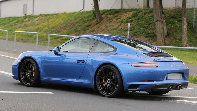 Porsche 911 Carrera Erlkönig