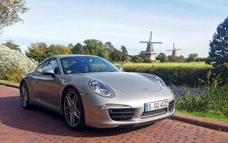 Porsche 911 Carrera S Dauertestnotizen