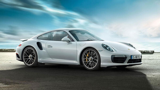 Porsche 911 Turbo Facelift Sperrfrist 1.12.