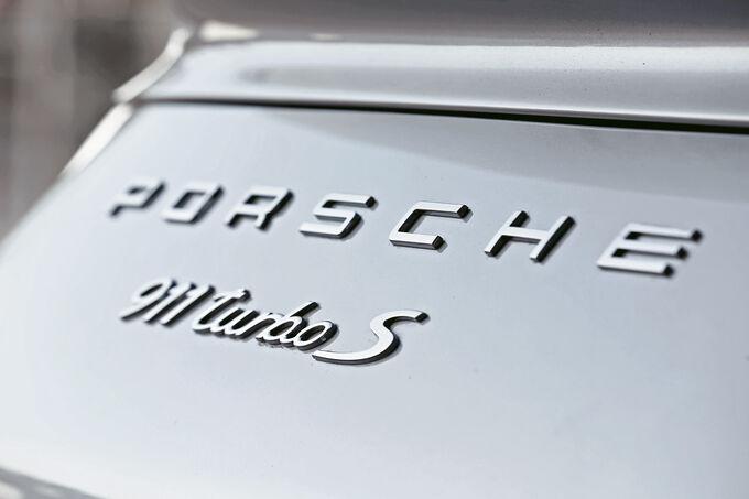 Porsche 911 Turbo S Cabriolet, Type designation