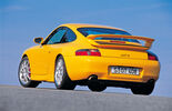 Porsche 996, Modellvariante