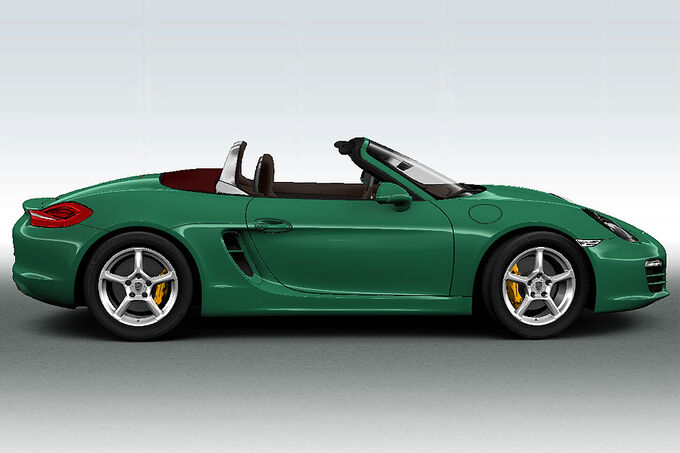 porsche boxster im konfigurator neuer boxster zum 911er. Black Bedroom Furniture Sets. Home Design Ideas