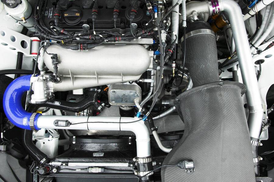 Prodrive Vw Golf 7 Development