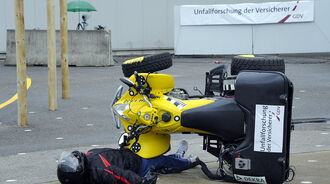 Quad Crashtest UDV