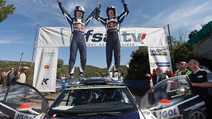 Rallye Korsika 2015