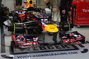 Red Bull - Formel 1 - GP Belgien - Spa-Francorchamps - 31. August 2012