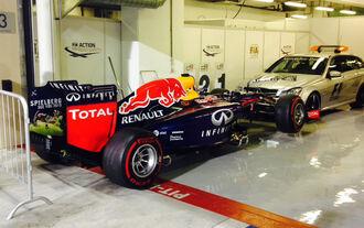Red Bull disqualifiziert
