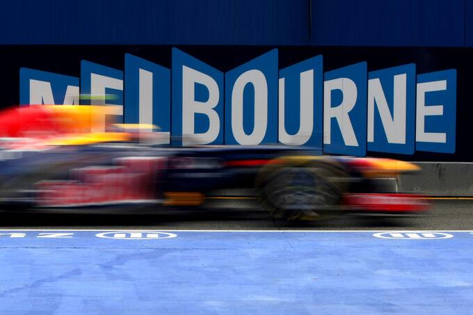 Red Bull - GP Austrália