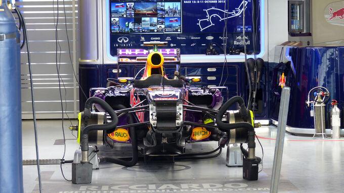 Red Bull sucht Motoren
