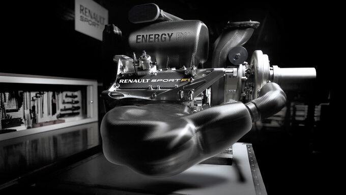 Renault F1-Motor 2015