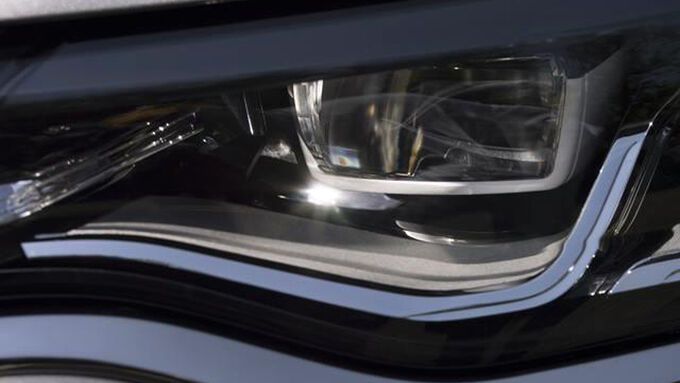 Renault Talisman Teaser
