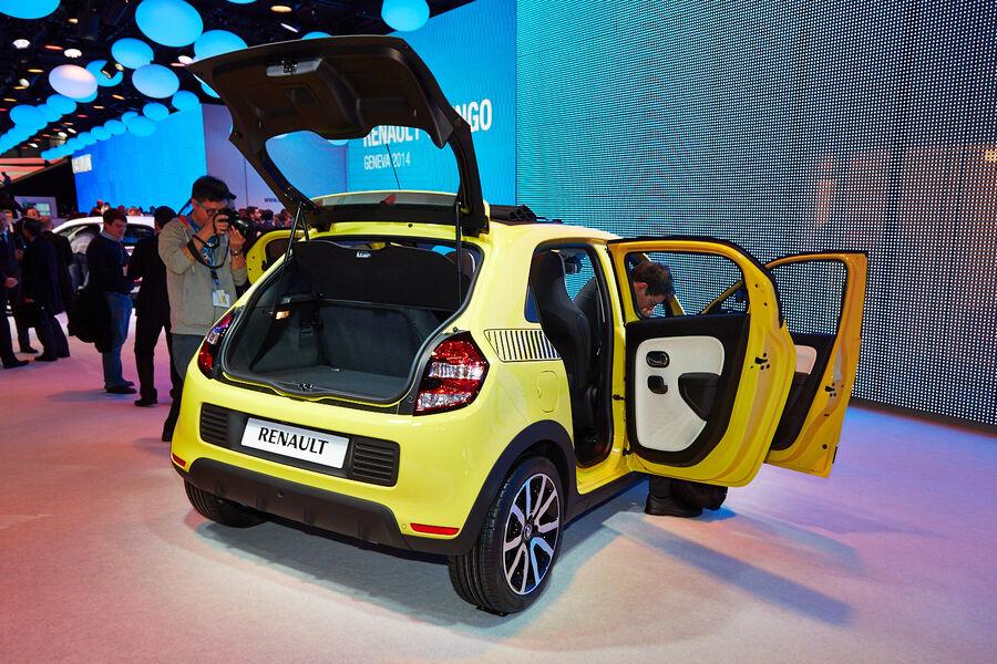 kleinwagen auf dem genfer autosalon gro e kleine messepremieren auto motor und sport. Black Bedroom Furniture Sets. Home Design Ideas