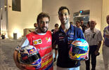 Ricciardo Alonso - GP Abu Dhabi 2014