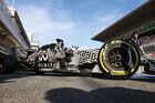 Termine Formel 1-Tests 2016