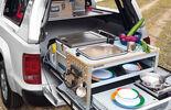 Road Ranger Pickup Zubehör Messe Abenteuer Allrad