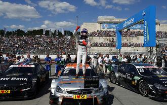 DTM Norisring 2015 (Rennen 2)