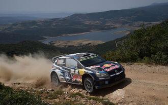 Rallye Sardinien 2015