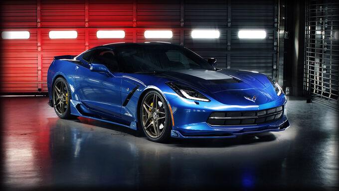 SEMA-Show 2014, Tuning, Messe, Revorix Chevrolet Corvette