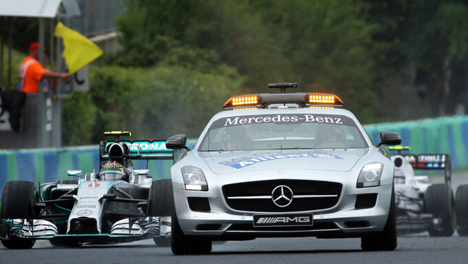 Safety-Car-Diskussion