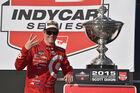 Dramatisches IndyCar-Finale