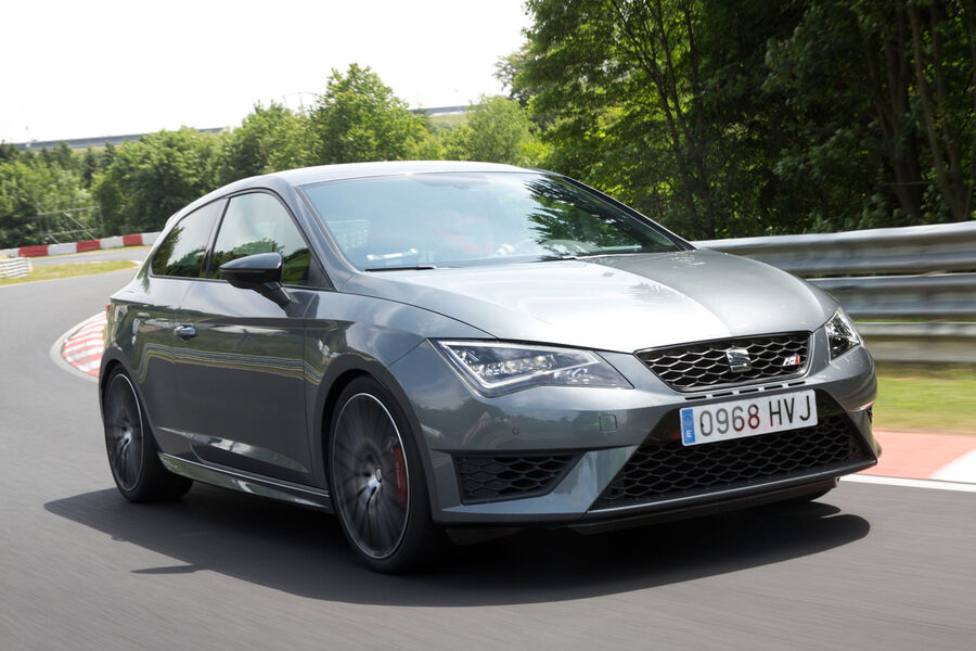 seat leon cupra sc 280 performance pack review auto express. Black Bedroom Furniture Sets. Home Design Ideas