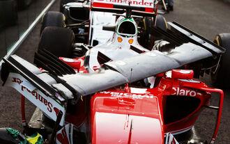 Sebastian Vettel Ferrari - Formel 1 - GP Russland - 1. Mai 2016