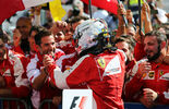 Sebastian Vettel - Ferrari - GP Ungarn - Budapest - Sonntag - 26.7.2015