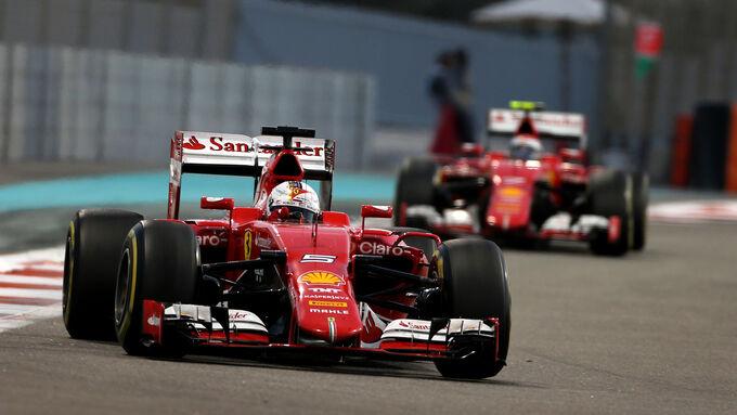 Vettel nicht ganz zufrieden