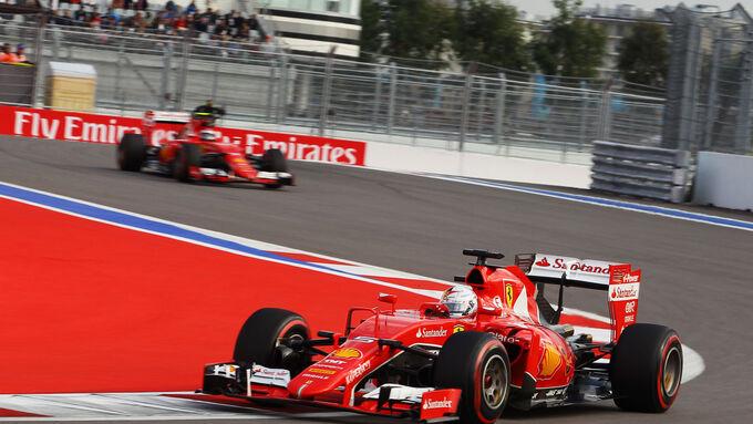Ferrari von Williams geschlagen