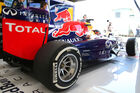 Wieder neues Chassis für Vettel