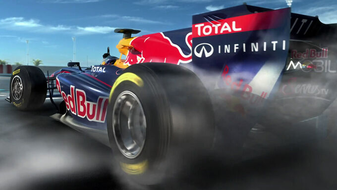 Sebastian Vettel - Red Bull-Video
