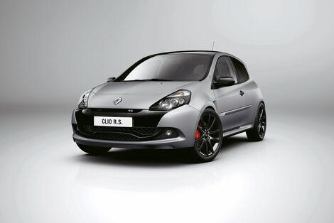 Serienfahrzeuge Kleinwagen - Renault Clio sport auto Edition