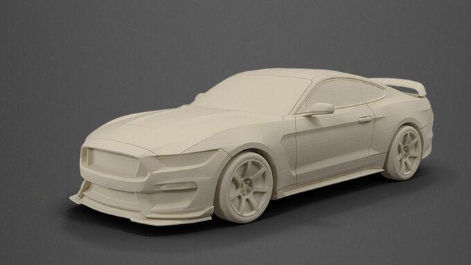 Mustang F R 177 Euro Ford Verschickt Jetzt Autos Als
