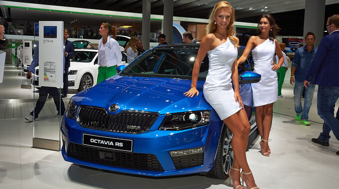 skoda octavia videos auto motor und sport. Black Bedroom Furniture Sets. Home Design Ideas