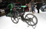 Smart Brabus E-Bike, Autosalon Genf 2012, Messe, Tunner, Smart, Brabus