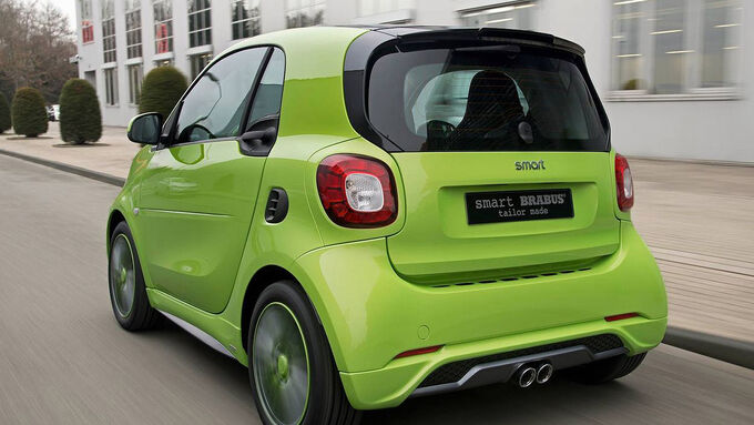 Smart Fortwo Brabus Tailor Made